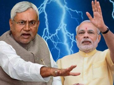 See Modi Tsunami, Nitish Kumar resigns as Bihar CM