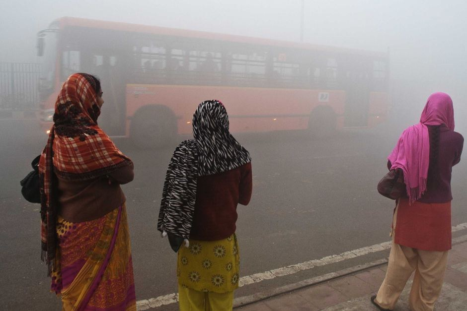 India rejects WHO report revealing New Delhi has worst air pollution