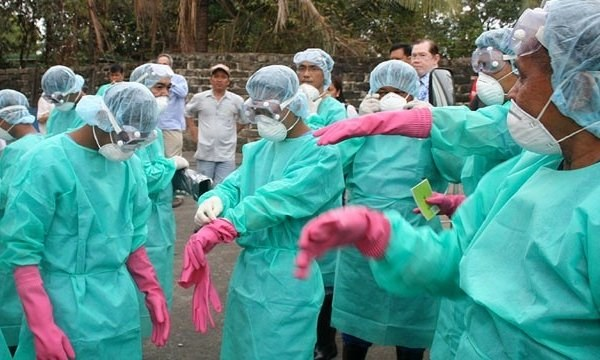Sierra Leone Ebola patients removed