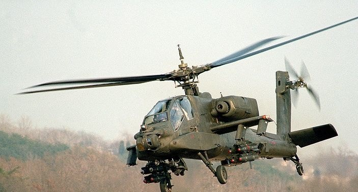 Helicopter crash kills NATO service member in southern Afghanistan