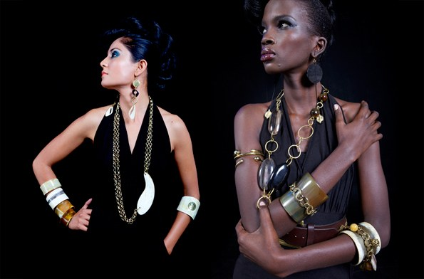 Kenyan Jewellers Turn Old Trends Into Eco Fashion Chic