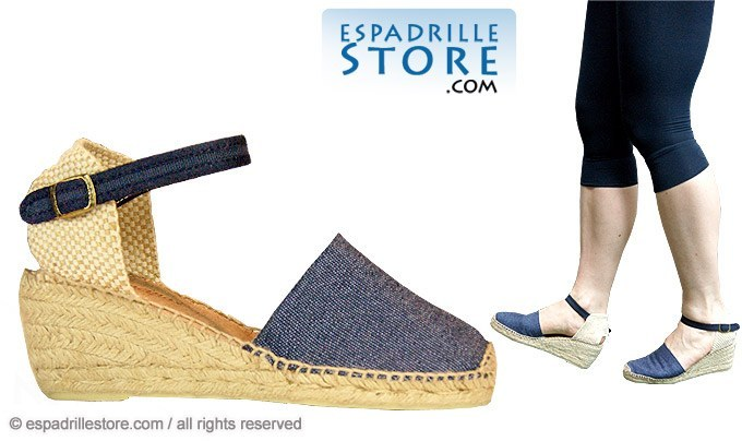 Espadrilles summer shoe trend for 2014
