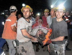 Fire at a coal mine in western Turkey killed at least 201 workers