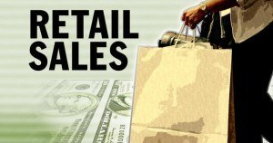 GROWTH in retail sales slowed notably to a six-month low in March