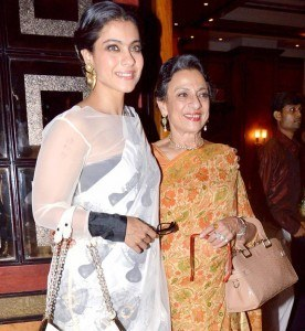 Kajol Expresses Love For Mom Craves