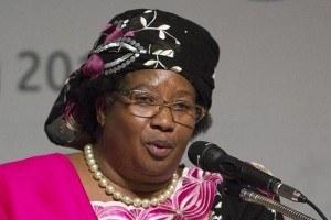 Malawi President Joyce Banda says she deserves a new mandate