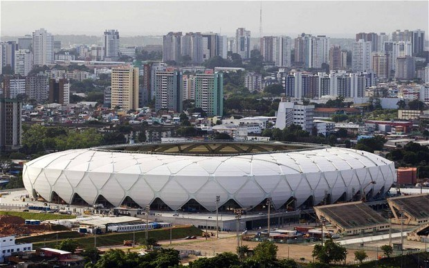 World Cup fans at risk of dengue fever in Brazil