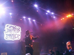Mos Def's First-Ever Performance in Chile