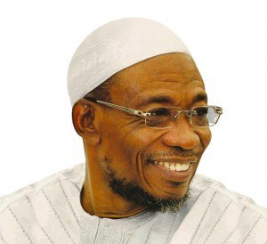 My vision is to abolish poverty in Osun –Rauf Aregbesola