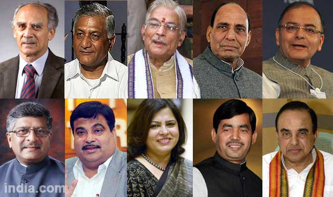 Narendra-Modi-likely-to-head-a-45-member-Cabinet