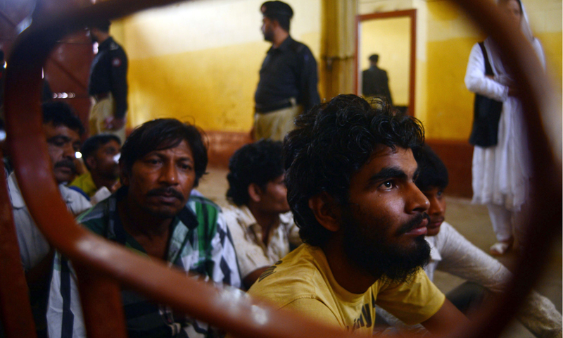 Pakistan-releases-58-Indian-fishermen