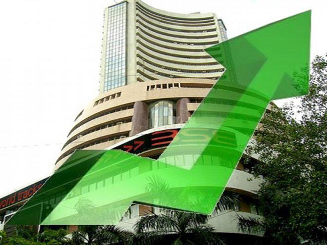 Sensex-Breaks-Above-25,000-Ahead-of-Modis-Swearing-In