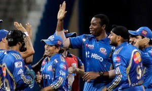 Simmons and Rayudu guide Mumbai to 7-wicket win over Hyderabad
