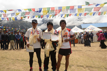 Sudip-Rai-wins-Everest-Marathon