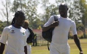 WARRIORS coach Ian Gorowa disappoint with Katsande and striker Kingston Nkatha