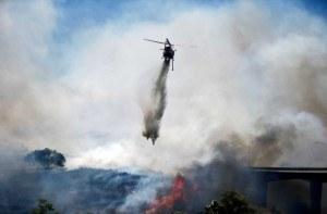 Wildfire forces 20,000 evacuations near San Diego