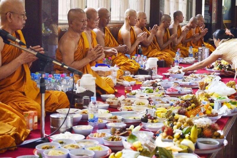 Asanha Bucha – A thai festival