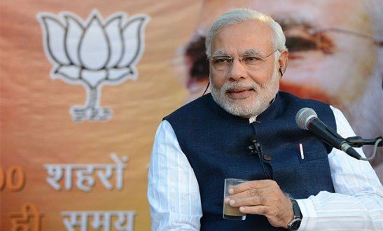 Narendra Modi's Chai Pe Charcha With Ministers-To-Be