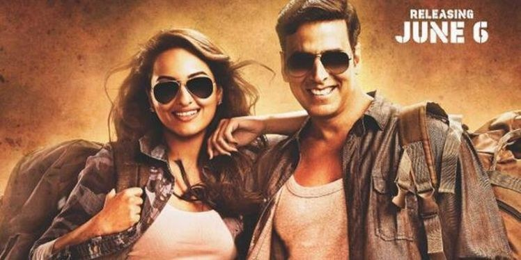 Akshay's Holiday gets decent opening