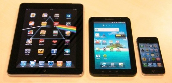 Android tablets set to topple iPad this year