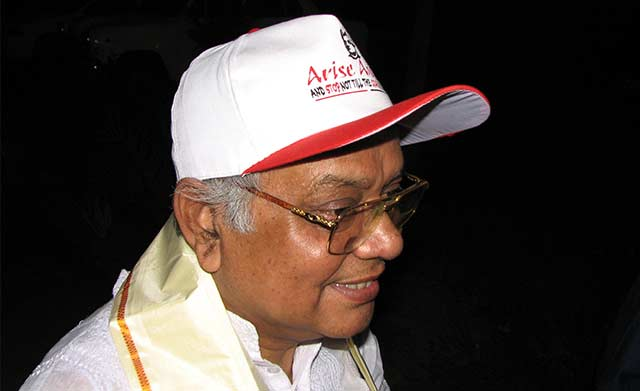 Former-union-minister-Tapan-Sikdar-passes-away