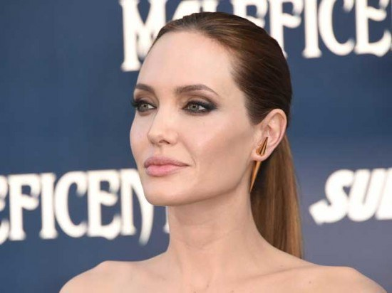 I'm very similar to Maddox: Angelina Jolie