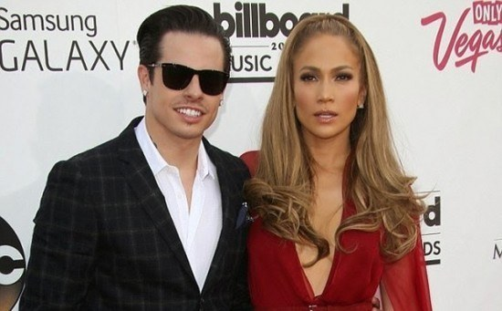 'JLo told Casper Smart she would make him a star'