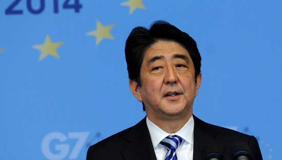 Japan-PM-Abe-says-to-continue-good-relations-with-Russia-despite-G7-threats
