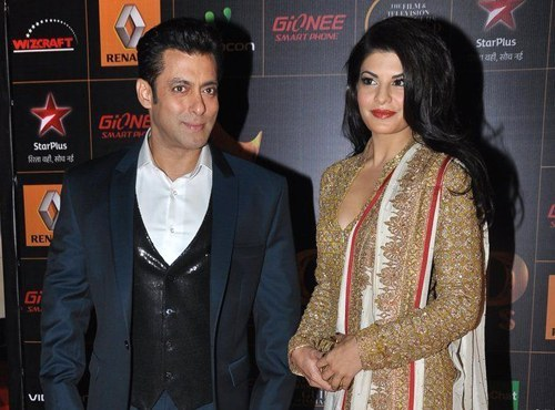 Salman and Jacqueline unveil 'Kick' trailer