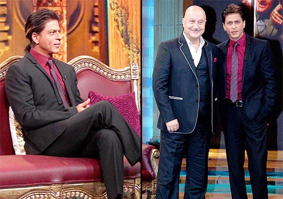 Shah Rukh Khan Will Appear on Anupam Kher's TV Show, Kucch Bhi Ho Sakta Hai
