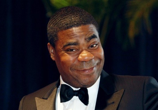 Tracy Morgan critical after car accident