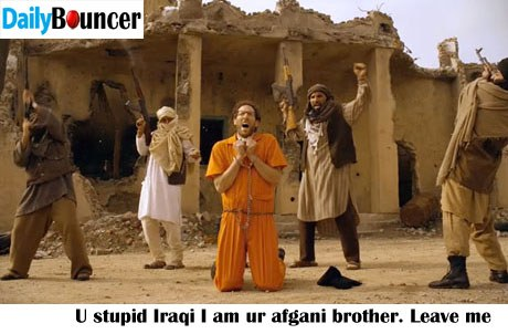 I am serious on Iraq!!!