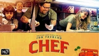 chef Hollywood movie review