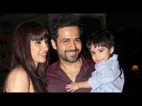 Lets Meet Serial Kisser Emraan Hashmi's Family
