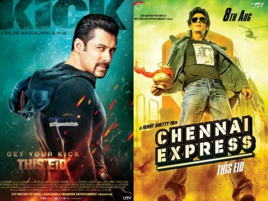 Kick Fails To Beat Chennai Express Record