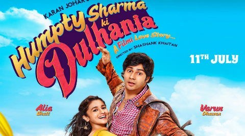 Bollywood Movie Humpty Sharma Ki Dulhania Review
