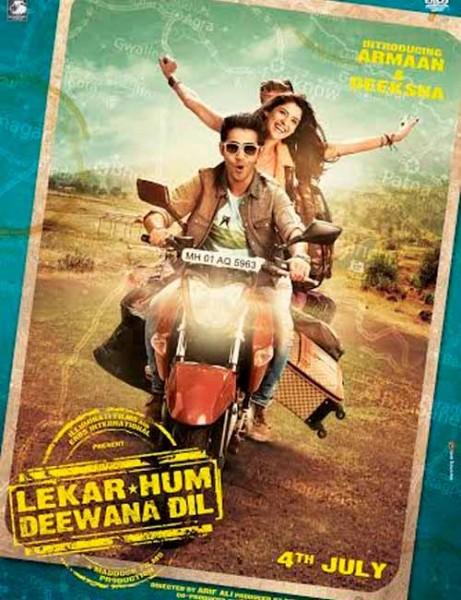 Lekar-Hum-Deewana-Dil-Bollywood-Movie-Review