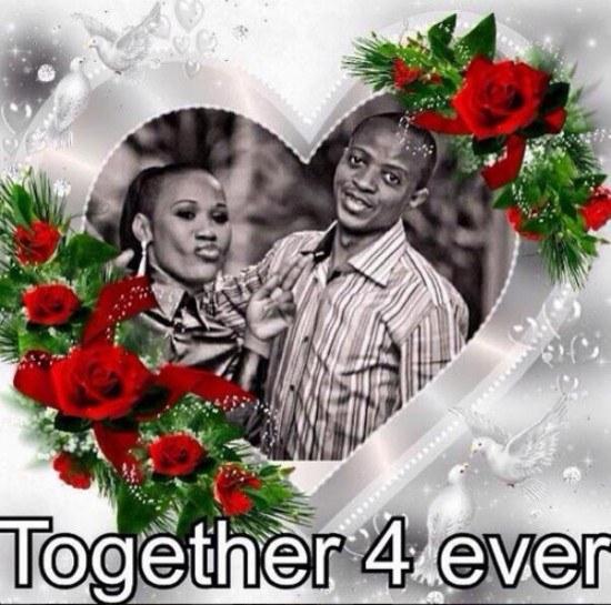 2face's Babymama, Sunmbo, Marks Wedding Anniversary