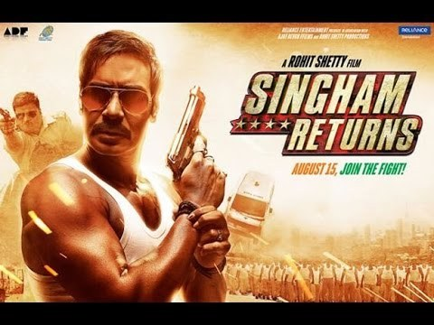 Singham Returns box office: Ajay Devgn's film earns Rs 91.55 crore; inching towards 100 crore club