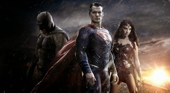 Batman v Superman' release date moved up as 9 new DC movies dated