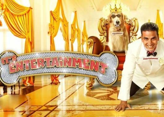 Entertainment movie review