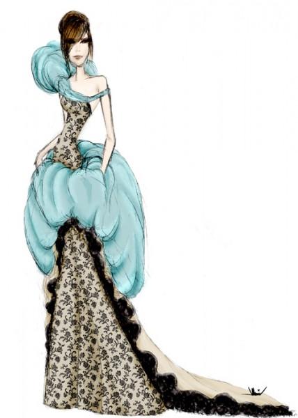 Fashion sketches 2
