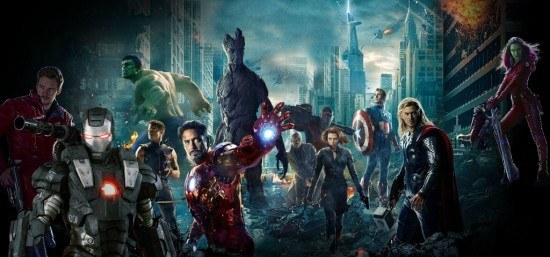 How Does 'Guardians of the Galaxy' Compare to 'The Avengers'?