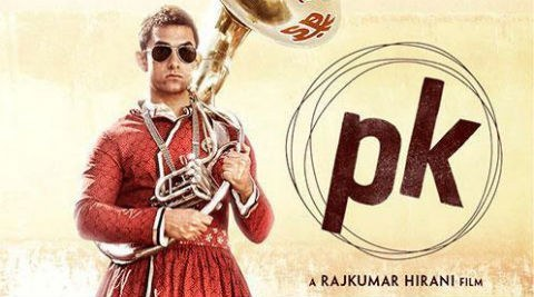 Aamir Khan Keeps His Clothes on in Second PK Poster, Adds Band Baaja