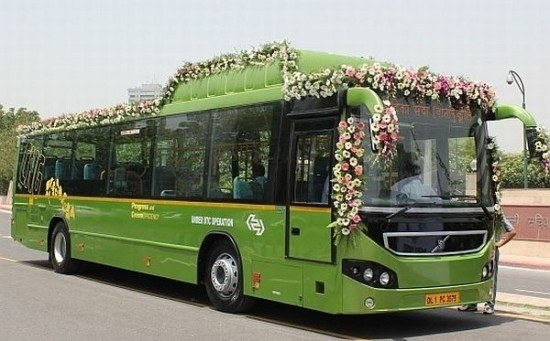 India's First Ethanol-Run Bus Rolls out in Nagpur