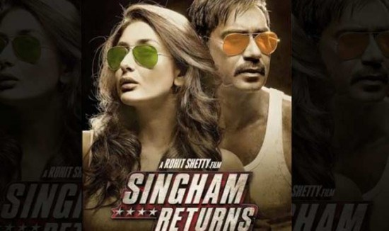 Singham Returns Crosses Rs 50 Crore Mark in Just Two Days
