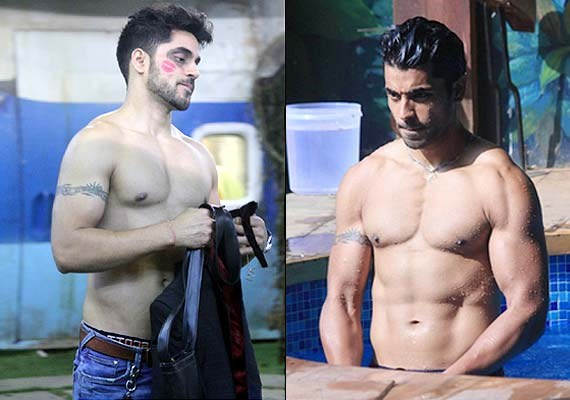 Gautam Gulati Hot Wallpapers Bigg Boss 8