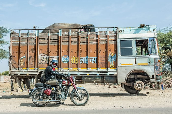 Royal Enfield Rajasthan Tour 2015 dates announced