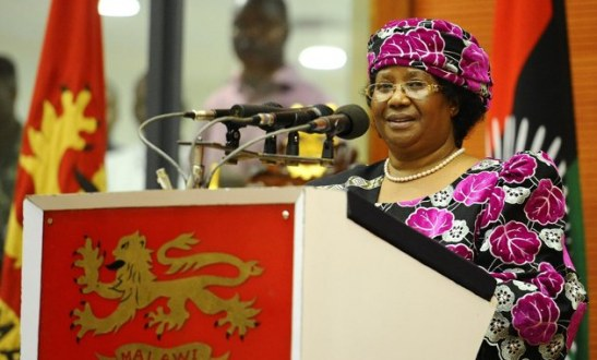 US Media names Joyce Banda world's most inspiring woman politician