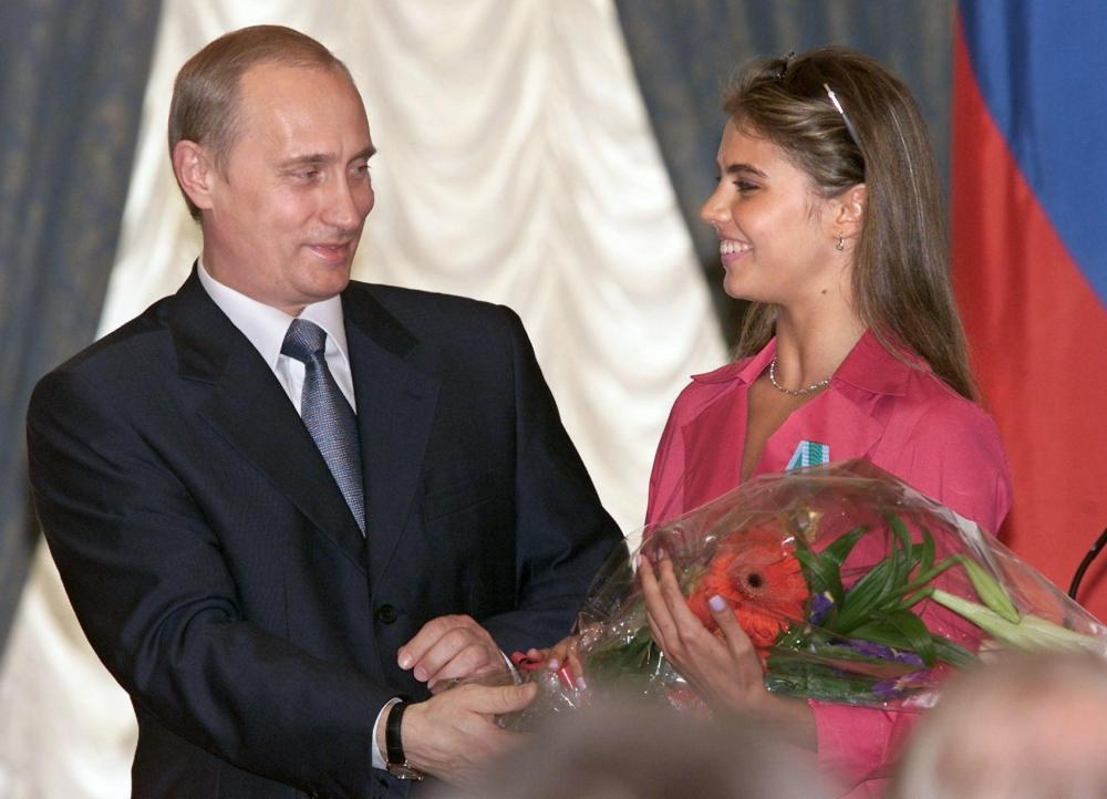 Russian President Vladimir Putin secretly married to Alina Kabayeva
